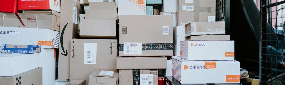 Send pakker med Bring
